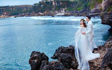 爱旅拍巴厘岛•原创作品•海上悬崖