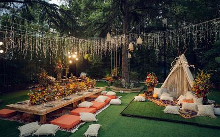 【Iris Garden】波西米亚风格定制生日宴