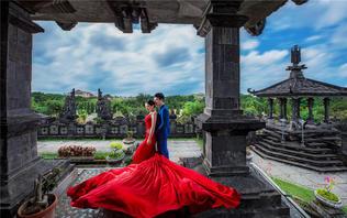 『startinbali』巴厘岛婚纱摄影套系B