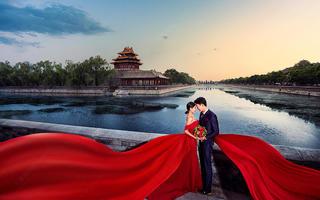 全城热恋全球旅拍婚纱摄影(国贸总店)
