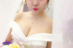 跟妆客片︱首席老师十月跟妆新娘