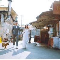 南宁城市旅拍两天定制婚纱照拍摄套系
