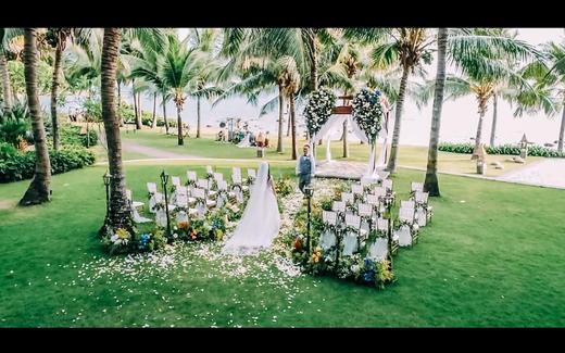 海岛婚礼丨世间所有相遇都是久别重逢Bestime