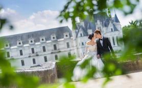 法国巴黎婚纱摄影——浪漫城堡