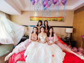 【双摄影+双摄像】总监4机位婚礼全程记录