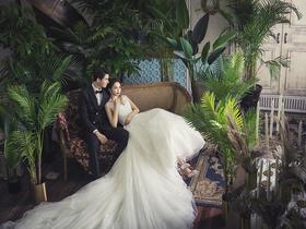 韩国艺匠《VERA》邂逅女王系列婚纱照发布