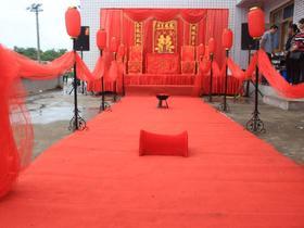 新中式婚礼套餐——农村坝坝宴