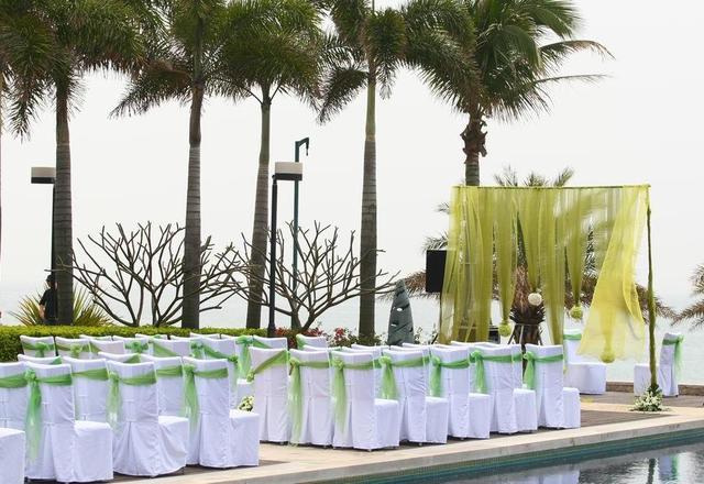 戶外婚禮、酒店婚禮、海邊婚禮