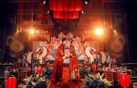 新中式主题婚礼《长乐未央》
