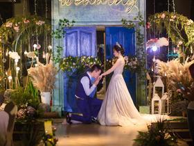 【ING婚礼策划】-厨房制造-温暖的美式婚礼