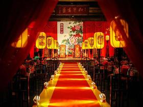 【积木屋婚礼工作室】中式婚礼-秀禾之美