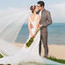 时尚海景结婚婚纱照