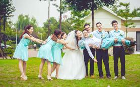 婚礼单机位拍摄
