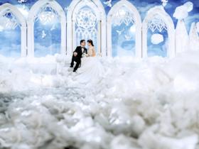【雅典娜】《云淡风轻》创意主题婚礼