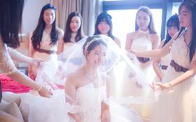 【总监+首席】广州万达希尔顿豪华婚礼