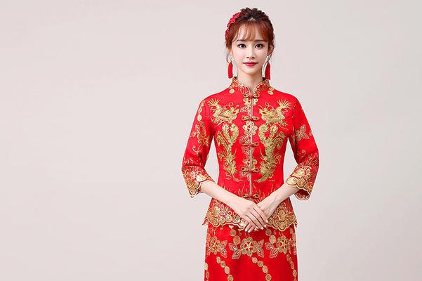 GRADE WEDDING——中式华服系列