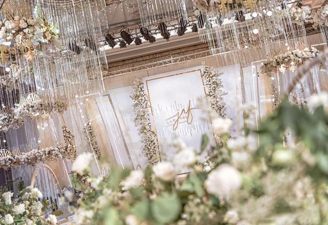 【珍妮罗曼】新概念婚礼-香槟INS