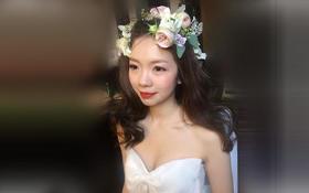 【恋妆造型】总监Fiona老师婚礼现场分享