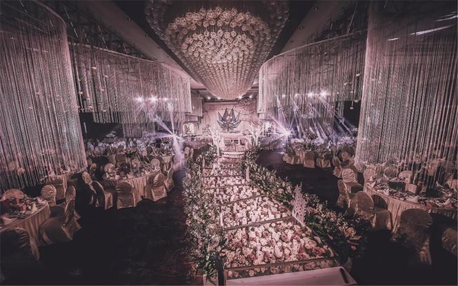【喜诺婚礼】——主题婚礼《磁场》