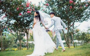 佛山婚纱摄影温莎城堡基地外景教堂婚纱照限时折扣