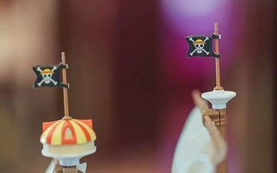 【诺时尚】婚礼策划——海关总署|海贼王