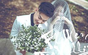 个性婚拍设计 定制属于自己的婚纱照