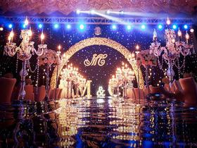 精致浪漫星空婚礼——叮叮咚咚(丁丁东东)的完美交响曲