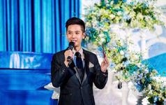 粤热恋主持人团队资深婚礼主持人黎智荣Kelvin