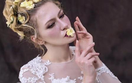 ℳ 艺术系列 Flowers 1件婚纱+1件礼服