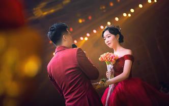目语映画总监双机婚礼拍摄
