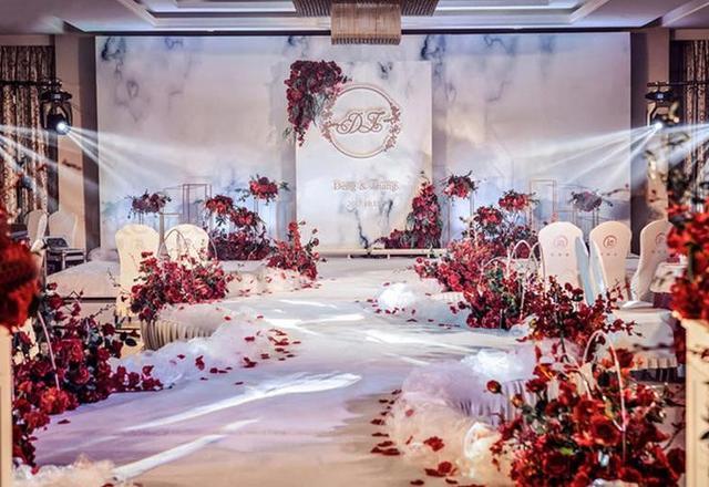 【维西婚礼】— —白红色婚礼《恋·念》