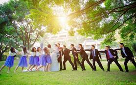 逸瞬间影像纪实婚礼摄影(单机位)