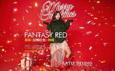 圣诞特辑《幻想红色》系列