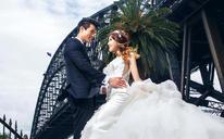 七彩玫瑰全球旅拍 悉尼恋语 澳洲婚纱摄影