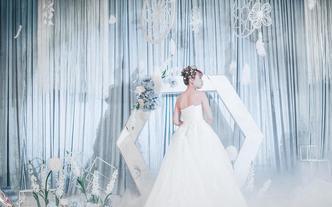 顾式婚礼---蓝白的约定