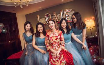 【锦时单机】首席单机位婚礼摄影