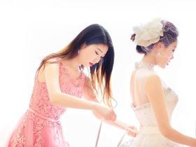 婚礼摄影单机位
