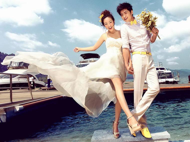 【最美丽江】-婚纱拍摄