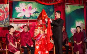 MIAMAKEUP化妆师贝贝10.29婚礼分享