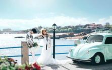 青岛•罗曼庭 清新外景服装任选1对1服务婚嫁大礼