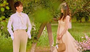 【田园花系】走进属于恋人的浪漫秘境!