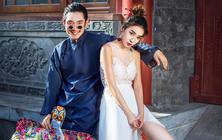 不简单的婚纱照-胡同印记//中国式艺术