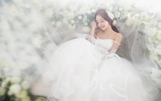 柏莫摄影工作室私人订制婚纱照