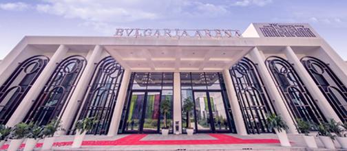宝格丽雅国际宴会中心