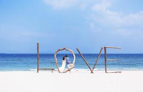 【私人订制】--沙滩爱的记忆