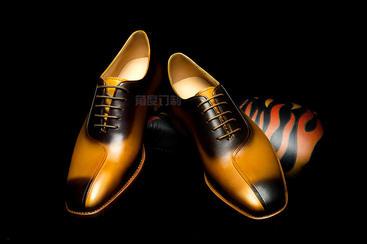 角度订制手工定制皮鞋 - 案例拍照(一)