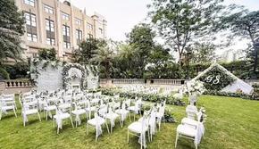 户外-青草系列 小型 自助婚礼策划布置