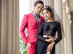 永恒美—中国最美的海湾 清水湾全景时尚婚拍套系