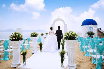 三亚海边沙滩婚礼【三亚IDO婚礼策划】