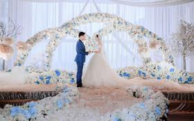 爱吃糖果的甜蜜小仙女——花艺室内亮场婚礼